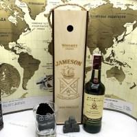 Подарочный набор для виски «Jameson» купить Минск +375447651009