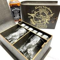 Подарочный набор для виски «Лучший БОСС» на 2 персоны Минск +375447651009