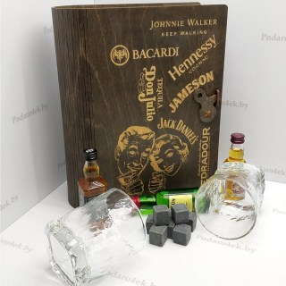 Набор для виски на 2 персоны Whisky Style Минск +375447651009