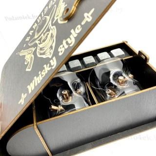 Подарочный набор для виски «Непробиваемый» на 2 персоны Минск +375447651009