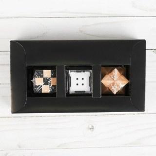 Подарочный набор головоломок «Драконы» 3 шт. Минск +375447651009