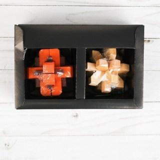 Подарочный набор головоломок «Рюриковичи» 2 шт. купить в Минске +375447651009