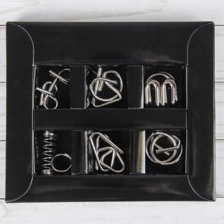 Подарочный набор головоломок «Загадки викингов» 6 шт. Минск +375447651009