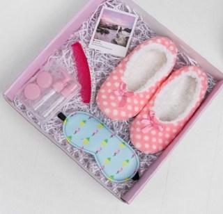 Подарочный набор путешесвенницы «Навстречу счастью» купить в Минске +375447651009
