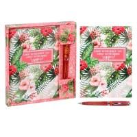 Подарочный набор:ручка+ежедневник «Самой прекрасной» купить в Минске +375447651009