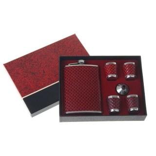 Подарочный набор с фляжкой 270 мл. «Дамаск»  купить в Минске +375447651009