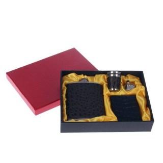 Подарочный набор с фляжкой 210 мл.«Гранд» купить в Минске +375447651009
