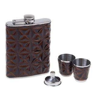 Подарочный набор с фляжкой «Верге» купить в Минске +375447651009