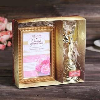 Подарочный набор «Самая прекрасная»: награда Ника, диплом купить в Минске +375447651009
