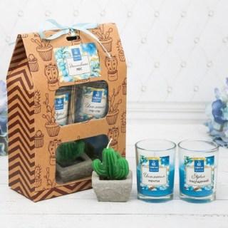 Подарочный набор свечей «Загадочный лес» купить в Минске +375447651009
