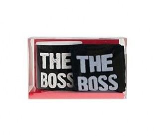 Подарочный набор 'THE BOSS' (кружка и пара носков) Минск