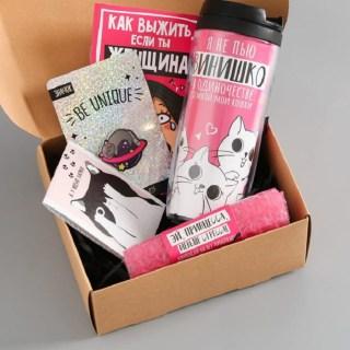 Подарочный набор «КОТЭ» 5 предметов купить в Минске +375447651009