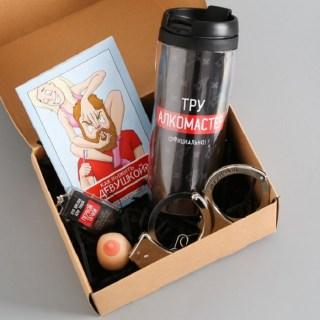Подарочный набор «Уже можно» 5 предметов купить в Минске +375447651009