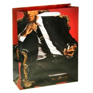 Подарочный пакет «Boss» 31× 40× 9 см Минск +375447651009