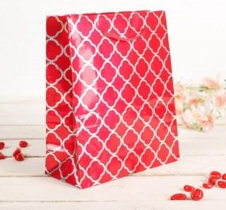 Подарочный пакет «Искра» голографический купить в Минске +375447651009