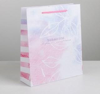 Подарочный пакет «Хорошего настроения» 40 × 31 × 9 см Минск +375447651009