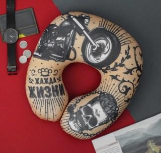Подголовник «Крутого мужика» антистресс купить в Минске +375447651009