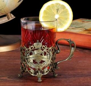 Подстаканник со стаканом «Лучший учитель» купить в Минске +375447651009