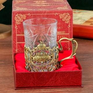 Подстаканник со стаканом «Любимая мама» купить в Минске +375447651009