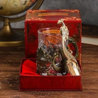 Подстаканник со стаканом «Любимая теща» купить в Минске +375447651009