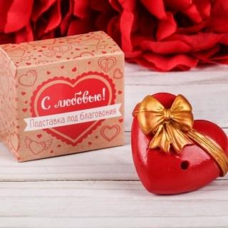 Подставка для благовоний «Сердечко» купить в Минске +375447651009