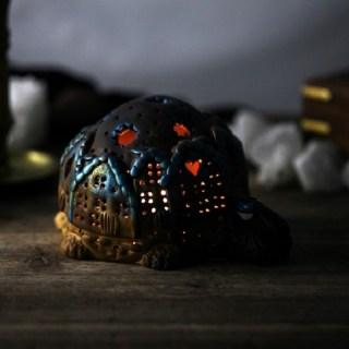 Подсвечник декоративный «Черепашка» купить в Минске +375447651009