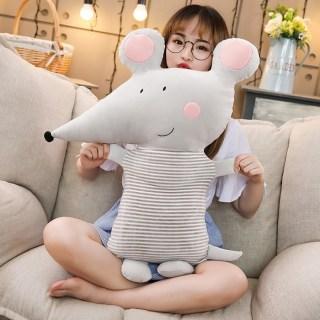 Подушка- игрушка «Веселая мышка» купить в Минске +375447651009