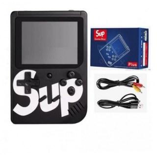 Портативная игровая приставка «Game Box» 400 в 1 черная купить Минск +375447651009
