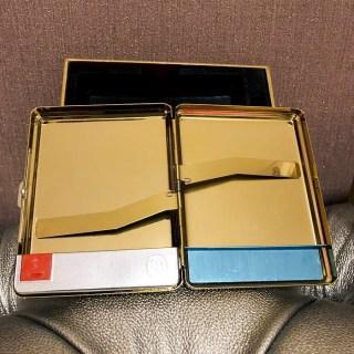 купить Портсигар DINGHAO 2 в 1 «Орел» с зажигалкой от USB в Минске