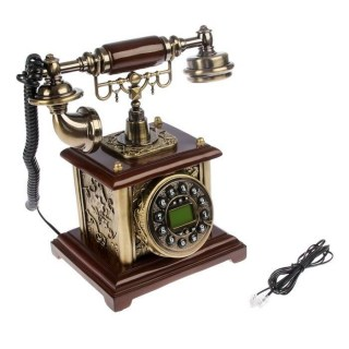 ретро телефон борокко купить