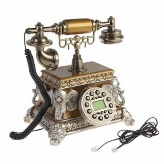 Ретро телефон «Роскошь Востока» купить
