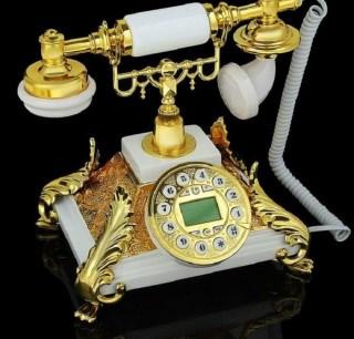 Ретро телефон «Золотая пирамида» купить Минск