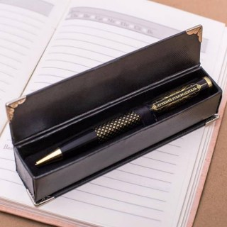 Ручка в подарочном футляре Золтой босс Минск