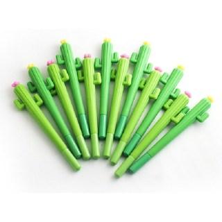 Ручка гелевая «Кактус» купить в Минске +375447651009
