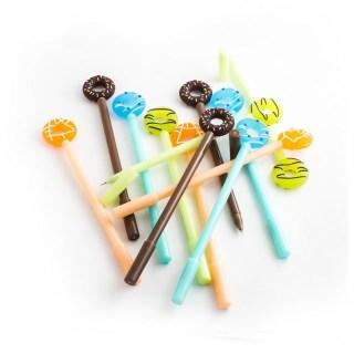Ручка гелевая «Пончик» купить в Минске +375447651009