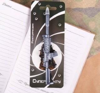 ручка пистолет суперагент купить