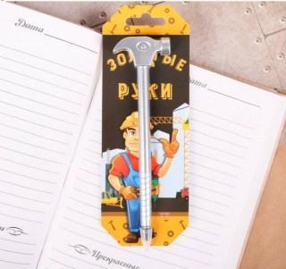 Ручка-сувенир «Золотые руки» купить Минск +375447651009