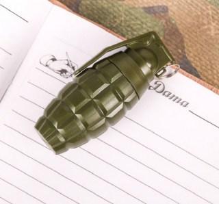 ручка в форме гранаты бесстрашный купить