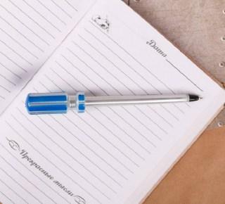 ручка в форме отвертки мастер купить
