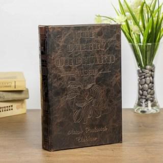 Сейф-книга «А.П. Чехов. Вишневый сад» на английском 24 см купить в Минске +375447651009