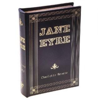 Сейф-книга кожа «Джейн Эйр» Минск +375447651009