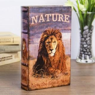 Сейф-книга «Лев» 21 см купить в Минске +375447651009