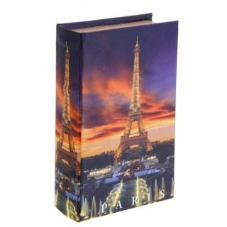 Сейф-книга «Ночь в Париже» купить в Минске +375447651009