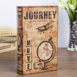 Сейф-книга «Путешественнику» 21 см купить в Минске +375447651009