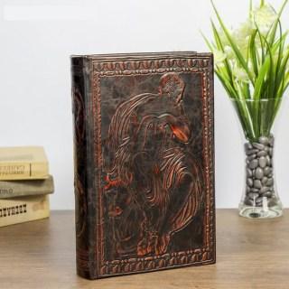 Сейф-книга «Силуэт» искусственная кожа купить в Минске +375447651009