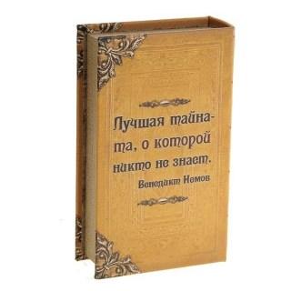 Сейф-книга 'Тайны и секреты' купить в Минске +375447651009
