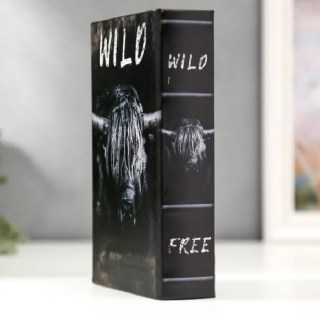 Сейф-книга «Wild» 21 см купить в Минске +375447651009