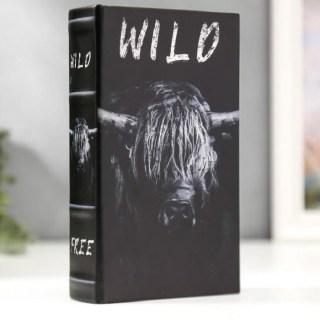 Сейф-книга «Wild» (БЫК) 21 см купить в Минске +375447651009