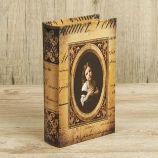 Сейф-книга «Юная барышня» 21 см купить в Минске +375447651009