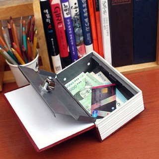 Сейф- копилка «English Dictionary» металлический 24 см купить в Минске +375447651009